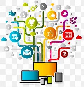 Social Media - Digital Marketing Social Media Marketing Marketing Strategy PNG
