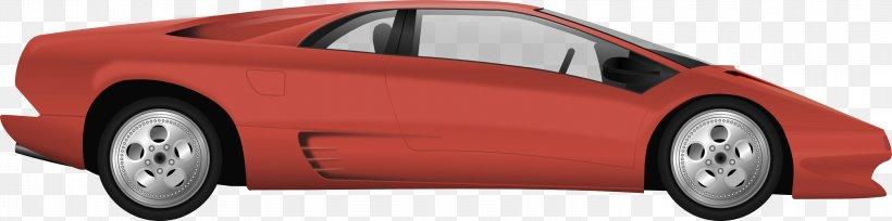 Sports Car Lamborghini Diablo Motor Vehicle, PNG, 3000x748px, Car, Automotive Design, Automotive Exterior, Automotive Lighting, Brand Download Free