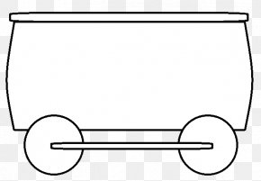 Black And White Car Pictures - Train Passenger Car Rail Transport Railroad Car Clip Art PNG