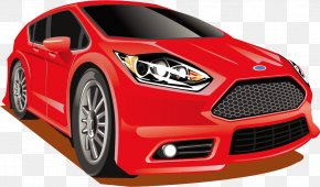 Red Net Ford - 2015 Ford Fiesta Car Ford Motor Company PNG