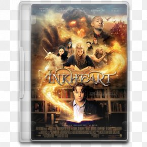 Inkheart - Dvd Action Film Pc Game PNG