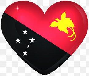 Flag - Flag Of Papua New Guinea Kokoda Track Campaign Western Province PNG
