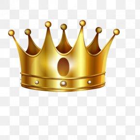 Crown - Gold Crown Clip Art PNG
