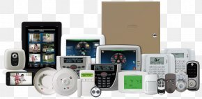 Alarm System - Security Alarms & Systems Home Security Honeywell Alarm Device PNG