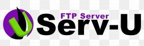 Web Hosting Control Panel - Serv-U FTP Server Computer Servers File Transfer Protocol Logo File Server PNG