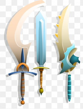 Three Sword - Sword PNG