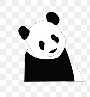Panda - Giant Panda Bear Baby Grizzly Clip Art PNG