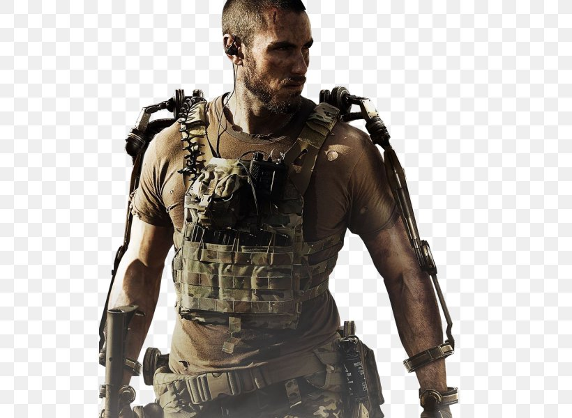 Call Of Duty: Advanced Warfare Call Of Duty 4: Modern Warfare Call Of Duty: Modern Warfare 2 Call Of Duty: Black Ops, PNG, 535x600px, Call Of Duty Advanced Warfare, Activision, Arm, Armour, Call Of Duty Download Free