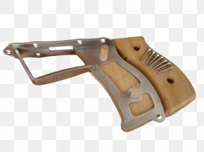 Fishing Frame - Tool Speargun Trigger Guard Stainless Steel PNG