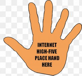 High 5 Cliparts - High Five Internet The Super Dog Email Clip Art PNG