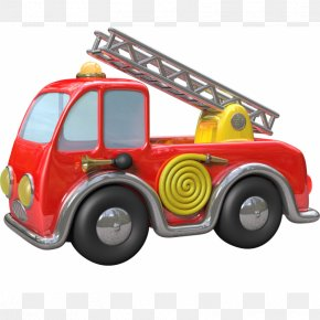 Firefighter - Fire Engine Firefighter Car Child Vehicle PNG