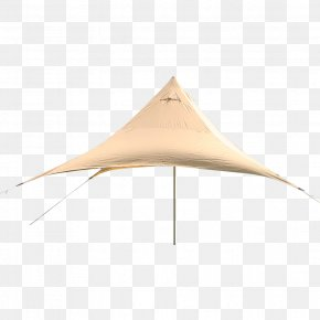 Triangle - Triangle Tent Beige PNG