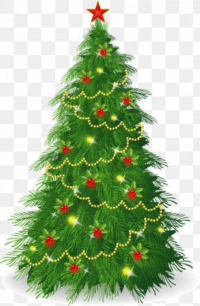 Christmas Tree - Christmas Tree Christmas Ornament Stock Photography Clip Art PNG
