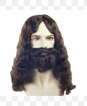 Beard And Moustache - United States Wig Beard Costume Moustache PNG