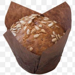 Muffin - Rye Bread Pumpernickel Muffin Brown Bread PNG