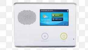 Alarm System - Security Alarms & Systems Home Automation Kits Z-Wave Control Panel PNG
