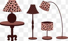 Table Lamps And Floor Lamps - Table Lampe De Bureau PNG