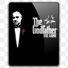 Dvd - The Godfather Video Game Logo Font PNG