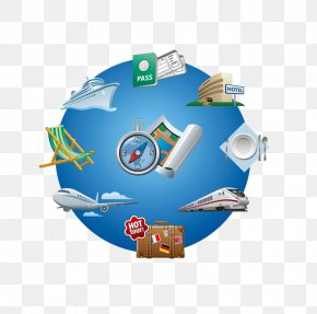 World Travel - Tourism Travel Clip Art PNG