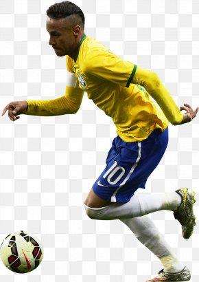 Brazil - Neymar Brazil National Football Team Paris Saint-Germain F.C. Football Player PNG