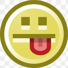 Tongue Out Smiley Face - Smiley Tongue Emoticon Face Clip Art PNG