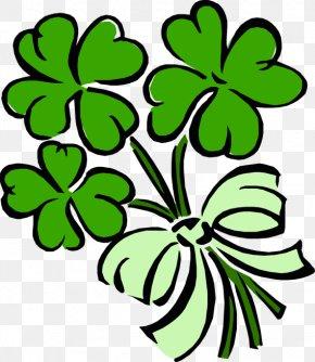 Shamrock Cliparts - Ireland Shamrock Saint Patricks Day Free Content Clip Art PNG