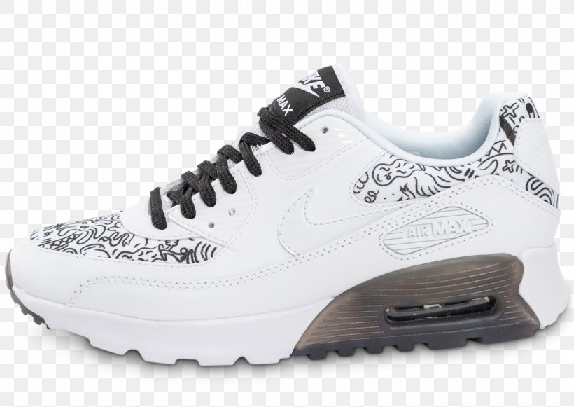 Nike Air Max Sneakers White Shoe, PNG, 1410x1000px, Nike Air