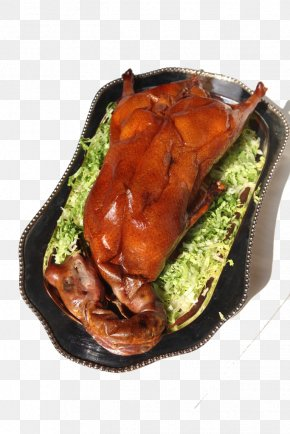 The Original Only Roast Goose - Roast Goose Chinese Cuisine Domestic Goose Roast Chicken PNG