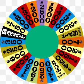 Wheel Of Fortune Deluxe Edition - Television Show Game Show Graphic Design Text PNG