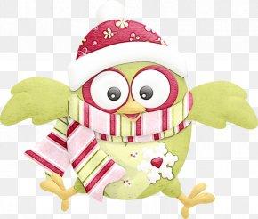 Stuffed Toy Owl - Cartoon Pink Owl Stuffed Toy PNG
