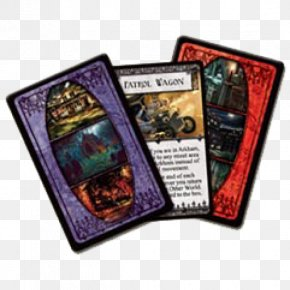 Arkham Horror The Card Game - Arkham Horror Fantasy Flight Games Board Game Designer PNG