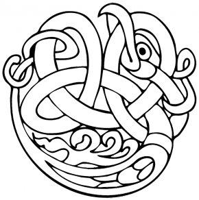 Ornament Images - Celts Clip Art PNG