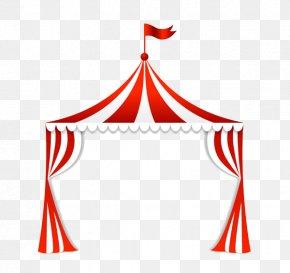 FIG Circus Tent Material - Circus Carpa Tent Clip Art PNG