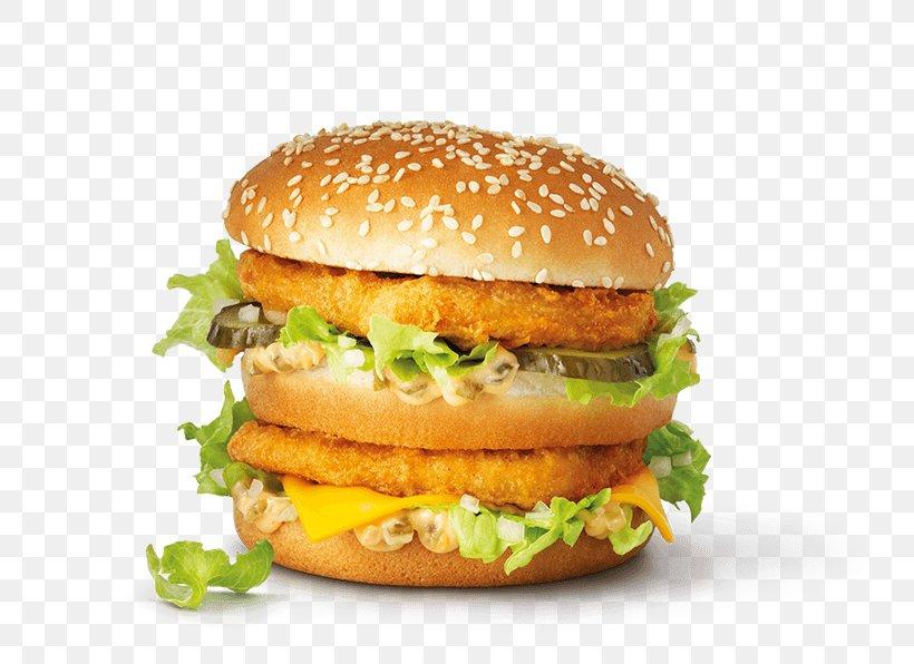 McDonald's Big Mac Hamburger Fast Food Cheeseburger Veggie Burger, PNG, 800x596px, Hamburger, American Food, Big Mac, Breakfast Sandwich, Buffalo Burger Download Free