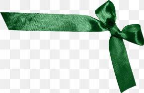 Decorative Gift Ribbons,Green Bow - Ribbon Christmas Gift Green PNG