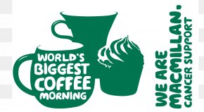 Coffee - World's Biggest Coffee Morning Macmillan Cancer Support Cake Fundraising PNG