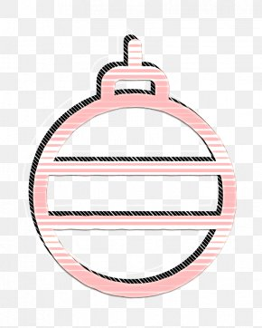 Pink Tree Icon - Ball Icon Christmas Icon Decoration Icon PNG