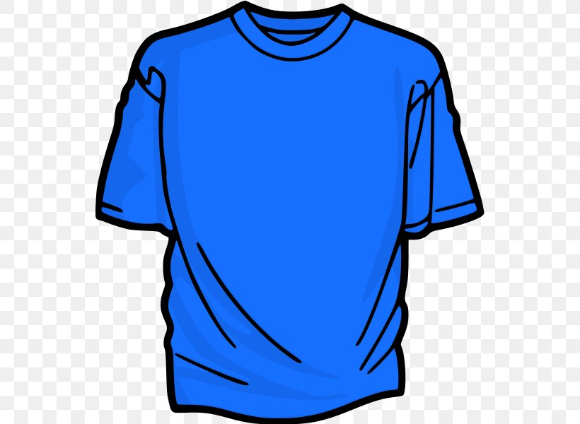 T-shirt Clip Art, PNG, 550x600px, Tshirt, Active Shirt, Blue, Button, Clothing Download Free