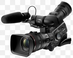 Video Camera Image - Digital Video Professional Video Camera Camcorder High-definition Video PNG