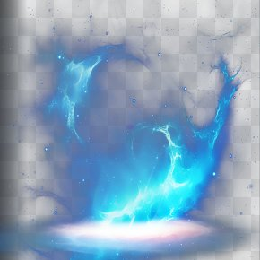 Blue Flame - Light Flame Fire PNG