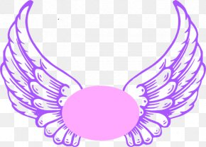 Angel Halo Wings Transparent - Angel Clip Art PNG
