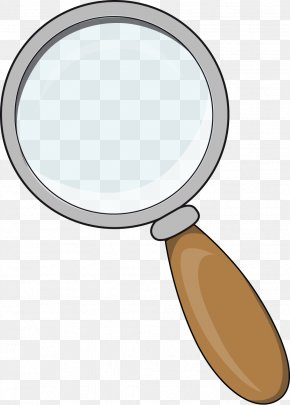 Jewelers Loupe - Magnifying Glass Clip Art PNG