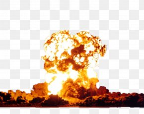 Nuclear Explosion Mushroom Cloud - Nuclear Explosion Nuclear Weapon Bomb PNG
