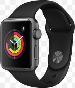 Apple - Apple Watch Series 2 Apple Watch Series 3 Apple Watch Series 1 PNG