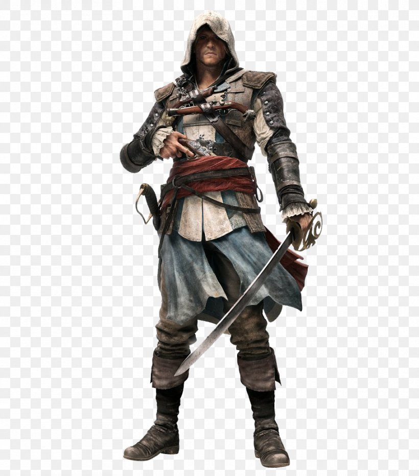 Assassin's Creed IV: Black Flag Assassin's Creed Syndicate Assassin's Creed III: Liberation Assassin's Creed: Revelations, PNG, 910x1035px, Assassin S Creed Iv Black Flag, Action Figure, Action Toy Figures, Armour, Arno Dorian Download Free
