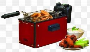 Electric Deep Fryer - Deep Fryer Air Fryer Frying Cooking Home Appliance PNG