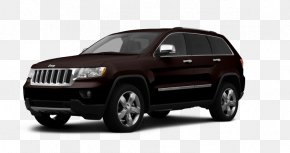 Jeep - 2018 Jeep Grand Cherokee Overland Chrysler Sport Utility Vehicle Four-wheel Drive PNG