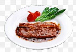 Black Pepper Rib - Hamburger Short Ribs Sirloin Steak Black Pepper PNG