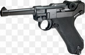 Weapon - Luger Pistol 9×19mm Parabellum Weapon Firearm PNG