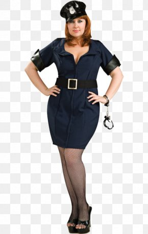 Dress - Costume Party Police Officer Dress Law Enforcement Officer PNG